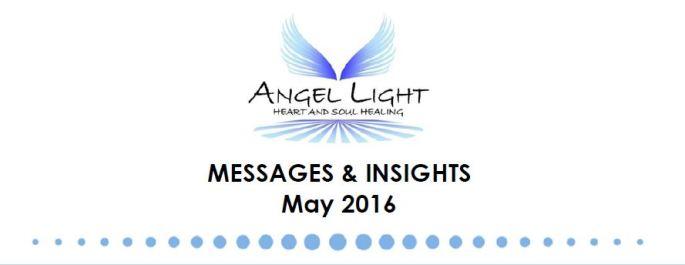 May 2016 Newsletter Header