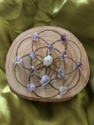 Crystal seed 2