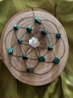 Crystal seed 3